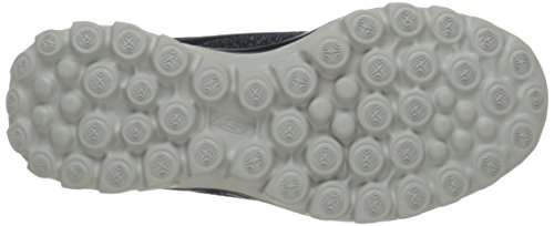 Skechers Gowalk 2 Supersock, Baskets mode femme Navy/Gray 2