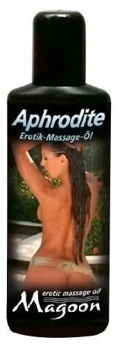 Magoon OV-Grosshandel Aphrodite Massage-Öl 100 ml Massageöl