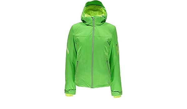 Vert Ski Tailored Veste De Jacket Fit Project Pour Spyder Femme UYqTzz