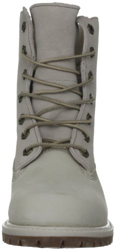 Timberland ATHENTCS FLD DOWN 3826R, Stivali donna Bianco (Weiss (Winter White))