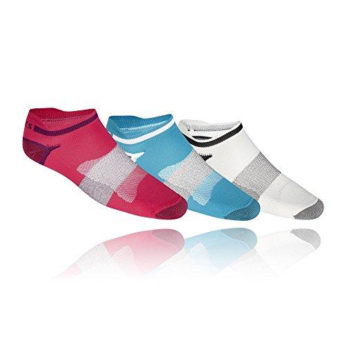 Asics 3 Pack Lyte Running Socks - AW17