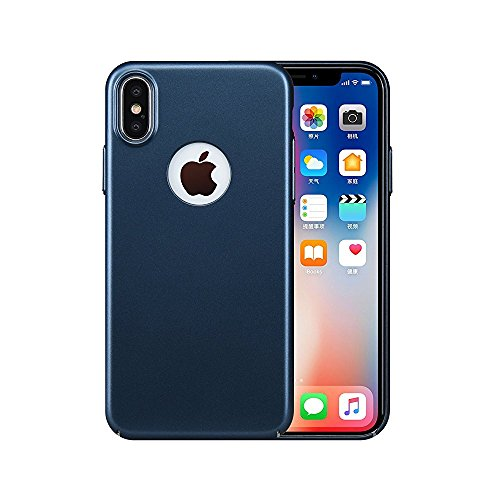 BETA Set 3: Slim iPhone Fall und Ring Halter Ständer und Magnet Auto Halterung, iPhone X, Blue,iPhone X (Iphone-ring-fall)