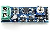NUEVO LM386Audio Amplificador Módulo 200veces de entrada 10K Ajustable Resistencia 5–12V
