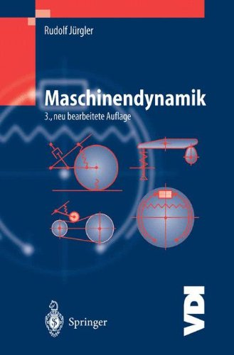 Maschinendynamik (VDI-Buch)