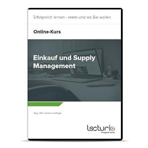 Online-Videokurs Einkauf und Supply Management von Gudrun Gradinger