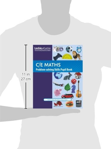 CfE Maths for Scotland - Maths Problem-Solving Skills Pupil Book: Curriculum for Excellence Maths for Scotland