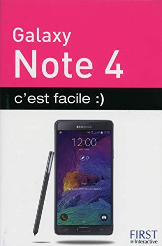 Galaxy Note 4 C'est facile