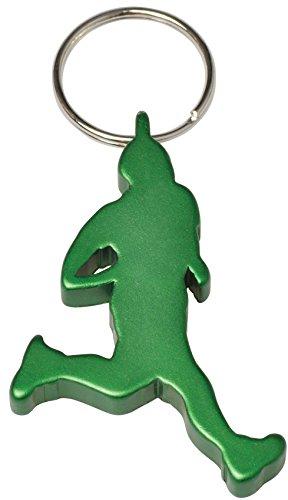 munkees Läufer Schlüsselanhänger mit Flaschenöffner, 3526