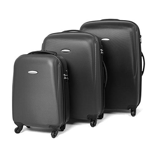 Imagen de Set de Maletas Para Viajar En Avión Mastergear por menos de 200 euros.
