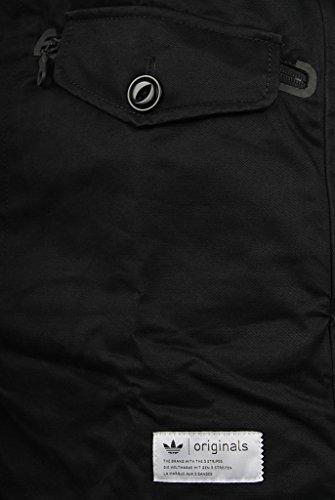 adidas Originals Trench pour Mac Noir - Noir