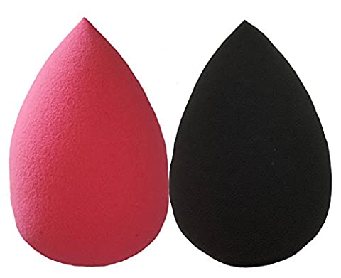 Essencell Cosmetic Pro Makeup Blender Sponges 2pc Pack - Easily