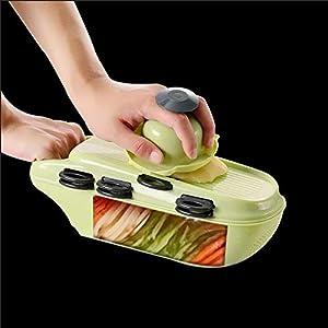 Wshuhouui Haushalt multifunktionales Hacken Oracle Küchenplaner Fruchtschneider Kartoffeldraht manuelles Drahtschneidewerkzeug