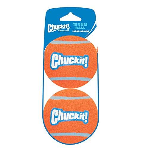 Chuckit Tennis Ball, 7cm, groß, 2Stück