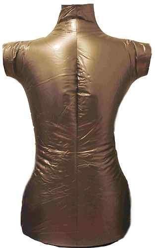Gonflable Mannequin Mâle Adulte Supérieur Moitié Du Corps Mannequin Torse pour Ecran Affichage