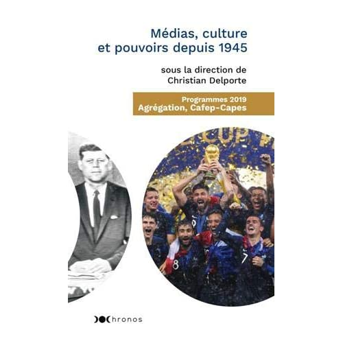 Médias culture et pouvoirs depuis 1945