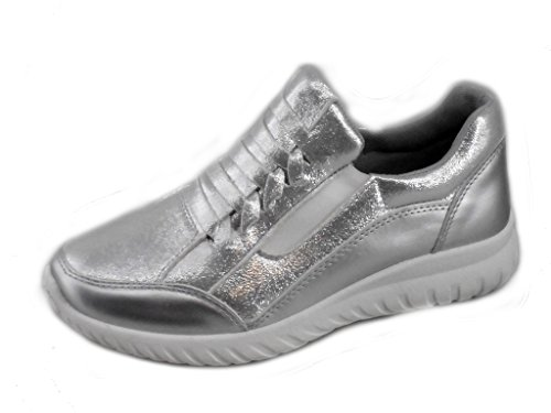 Rebelde, Sneaker donna Argento