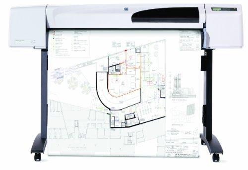 HP Designjet 510 A0+ 106cm 42Zoll color USB PAR HP GL2 Karte integriert LFP Inkjet (DE)(EN)(FR)(IT)(CH) - 2