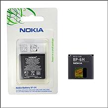 Nokia BP-6M Batería 1070mAh 3,7V–Ampolla/9300, 9300i, 3250, 6151, 6233, 6234, 6280, 6288, N73, N77, N93. (0278818)