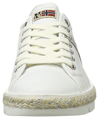 Napapijri Damen Lykke Sneakers Weiß (white)