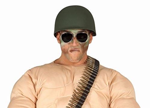 olivgrün (Halloween Kostüme Militär)