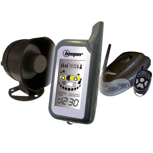Beeper XR9 Alarme Auto Bi Directionnelle Xray