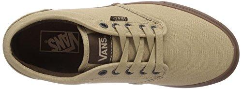Vans - M ATWOOD (BUCK LEATHER)B, Sneaker basse Uomo Beige ((12oz Canvas) k EOA)