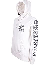 Mens Crosshatch Bringer Hoodie Designer Hooded Top New Pullover Sweatshirt S-XXL