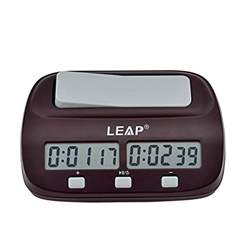 Onshowy Digital Electronic Chess Clock Timer Schachuhr mit