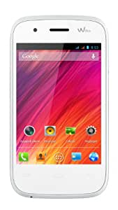 Wiko Ozzy Smartphone USB Android 4.2.2 Jelly Bean 4 Go Blanc