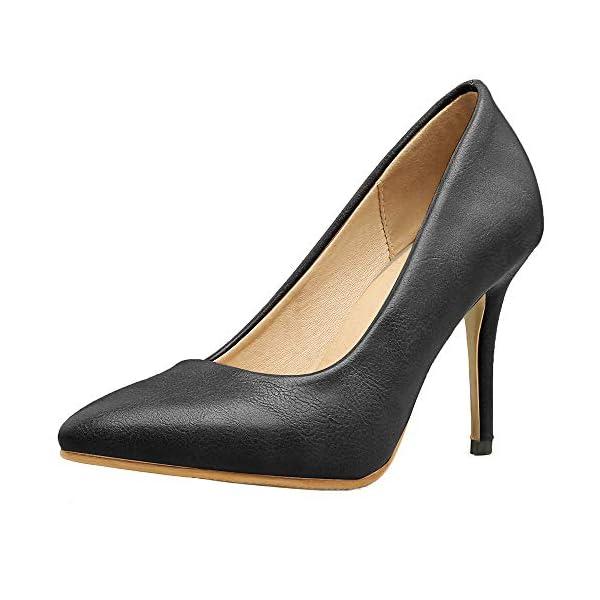 AicciAizzi Women Fashion High Heel Party Shoes Pointed Toe Pump 41AM4oKkCfL