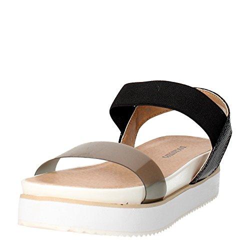 Docksteps DSE103500 Sandal Damen Schwarz