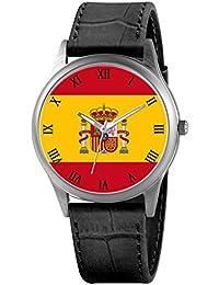 Reloj Bandera de España