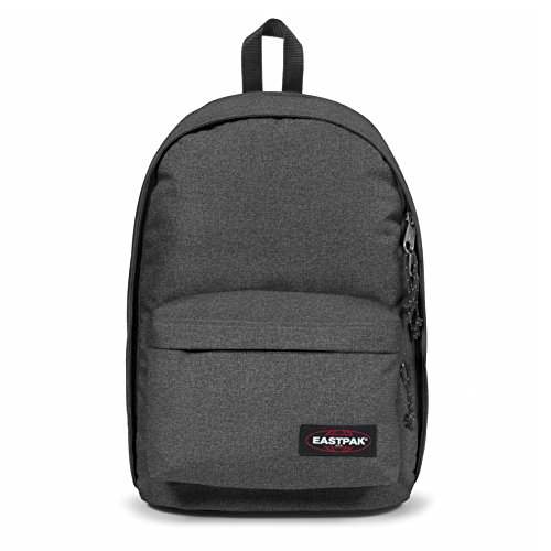 Eastpak Back To Wyoming Rucksack, 43 cm, 27 L, Grau (Black Denim)