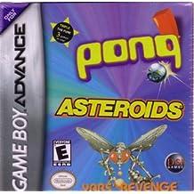 Asteroids/Pong/Yar's Revenge / Game [Importación Inglesa]