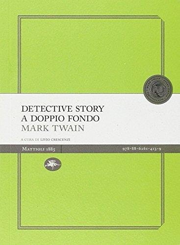 Detective story a doppio fondo