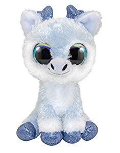 LUMO STARS 55776 Juguete de Peluche - Juguetes de Peluche (Animales de Juguete, Azul, Felpa, 3 año(s), Niño/niña, Interior)