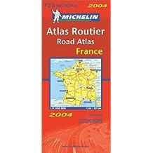 Carte routière : France (format carte), N°11723