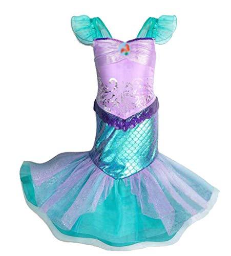 - Ariel's Hochzeit Kleid Kostüm