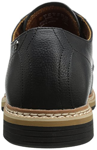Haven Timberland Ouest Plan-toe Oxford Black Full Grain