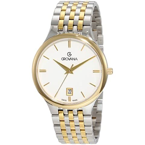 Grovana Men's Quartz Watc - Citizen Eco Drive Silhouette