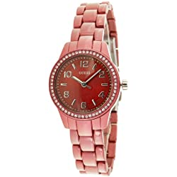 Guess Women's Quartz Watch W80074L3 W80074L3 with Metal Strap