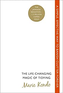 The Life-Changing Magic of Tidying: A simple, effective way to banish clutter forever (0091955106) | Amazon Products