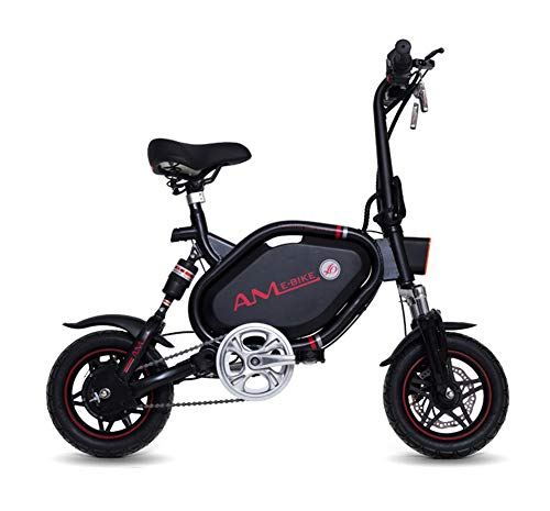 BYYLH Bicicleta Electrica Plegable Adulto 48V 350W