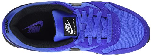Nike Basso Multicolori Ginnastica azul 794 Uomo 749 Scarpe Negro Da qwa0qrf