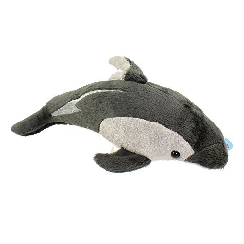 Pacific White Side Dolphin Pounce Pal Plush Stuffed Animal