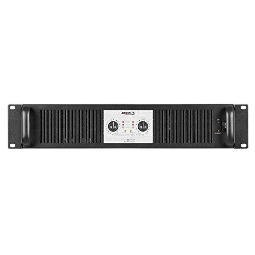 BST XL600 Vorverstärker, Schwarz