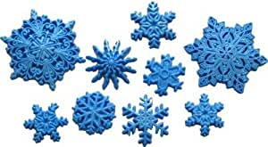 First Impressions Molds Silicone Mould Snowflakes