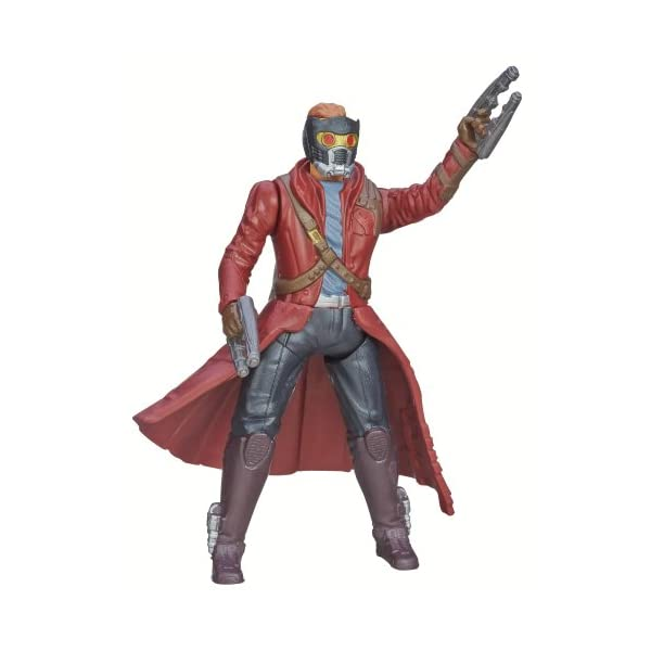 Marvel Guardianes de la Galaxia - Figura de Rapid Revealers Star Lord 1