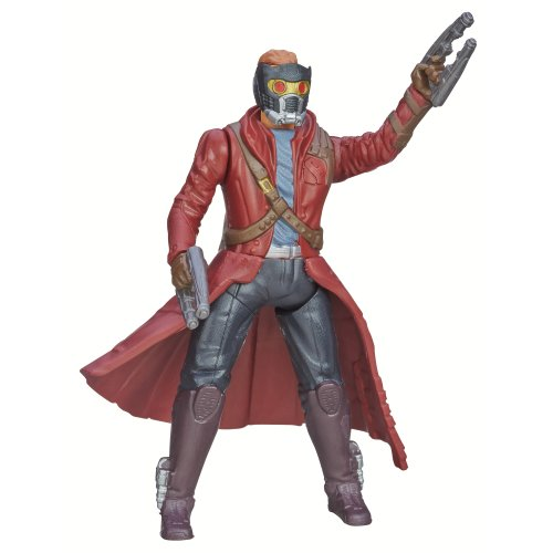 Guardians of the Galaxy Rapid Revealers Action Figure Star Lord