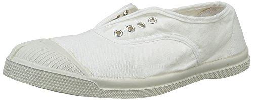 Bensimon Tennis Elly, Sneaker Donna , Bianco (Blanc(101 Blanc)), 40